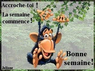 semaine commence